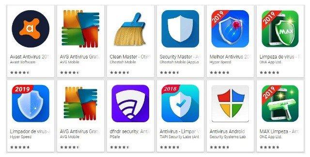 Melhores antivírus gratuitos para Android