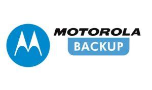 Como fazer backup no celular Motorola