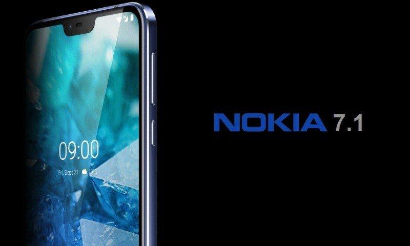 Como formatar celular Nokia 7.1 (Android One)