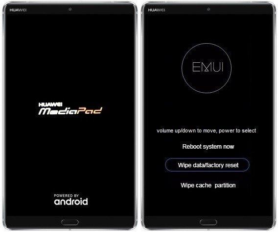 Como formatar Tablet HUAWEI MediaPad (modelos M e T) – Cia