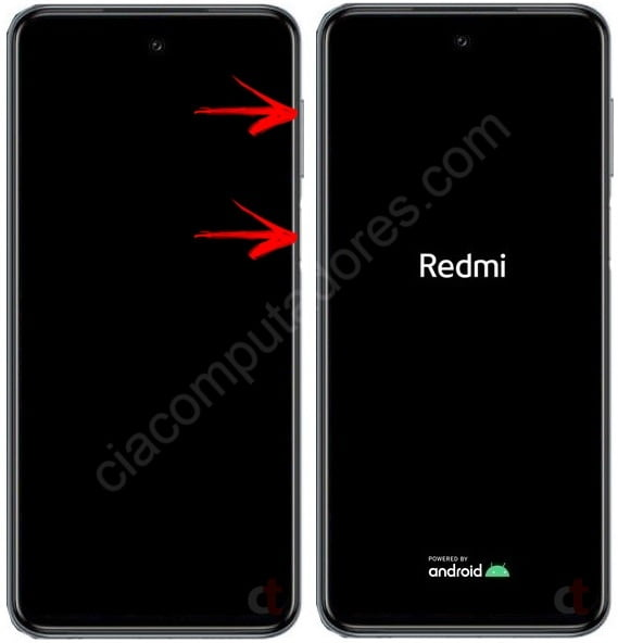 Hard Reset Xiaomi Redmi Note 9s
