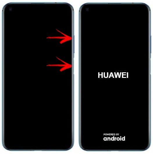 Como formatar Huawei Nova 5T