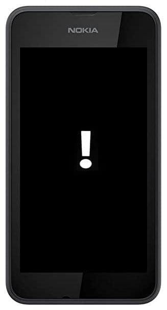Formatar Nokia Lumia pelos botões