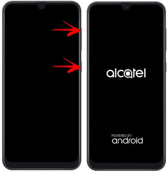 Hard Reset Alcatel 3 (2019)
