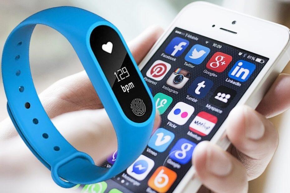 Smartband M2 e iPhone