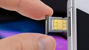 Celular não reconhece o chip da operadora (SIM não detectado)