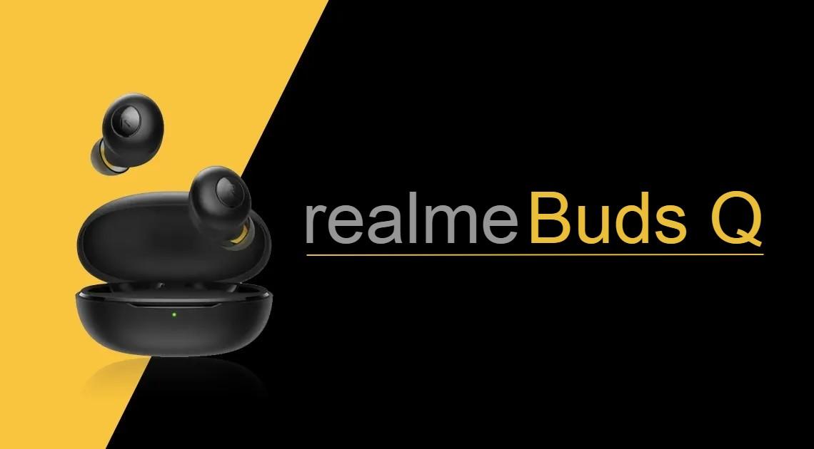 Como parear e usar os fones realme Buds Q