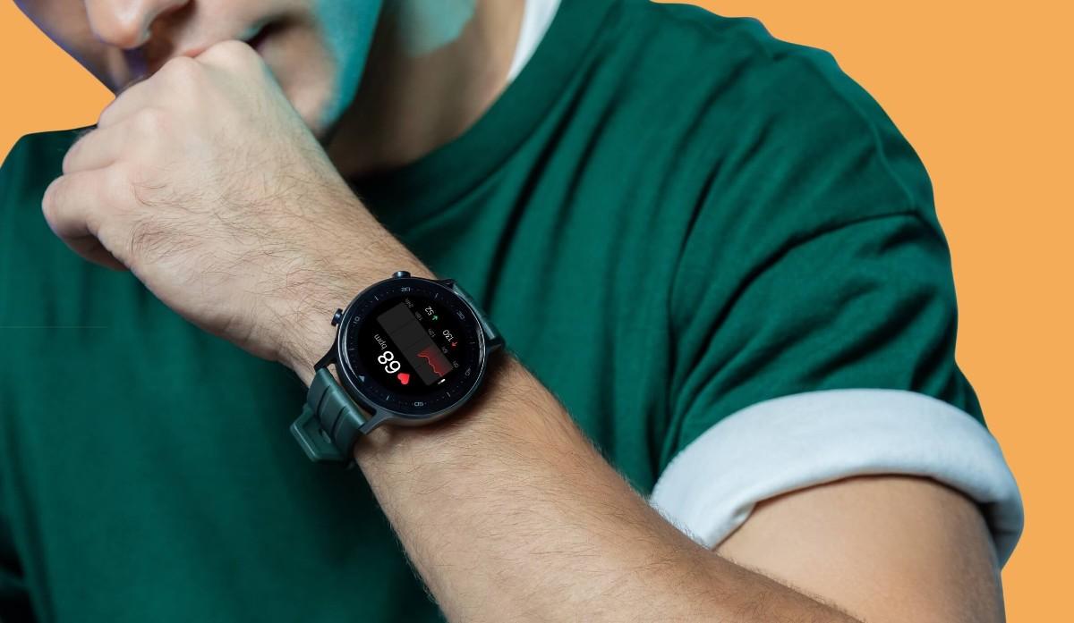 Novo Realme Watch S: aparência e especificações