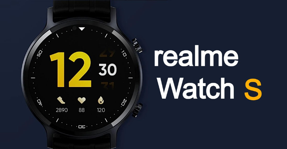 Realme Watch S: parear com o celular