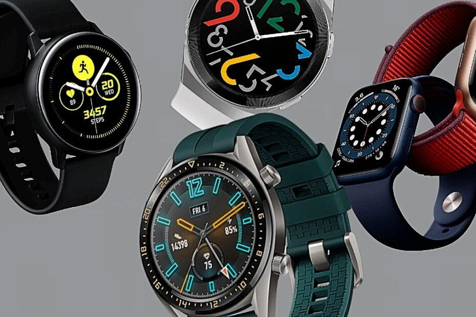 Melhores aplicativos de treino para smartwatch
