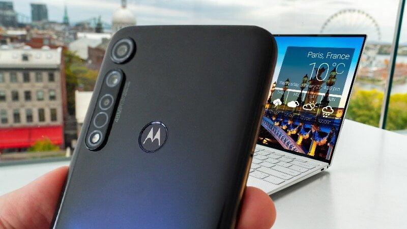 Como formatar o Motorola Moto E7 Power pelos botões