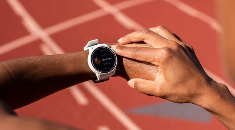Coros Pace 2 Smartwatch com GPS integrado