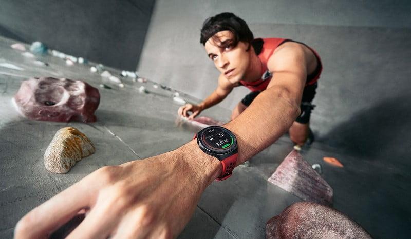 Huawei Watch GT2e com GPS integrado